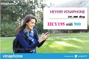 Gói cước HEY1295 mạng Vinaphone