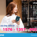 Cách hủy các dịch vụ ứng tiền Vinaphone từ 1576, 1357, 9928